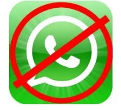 whatsapp blocked