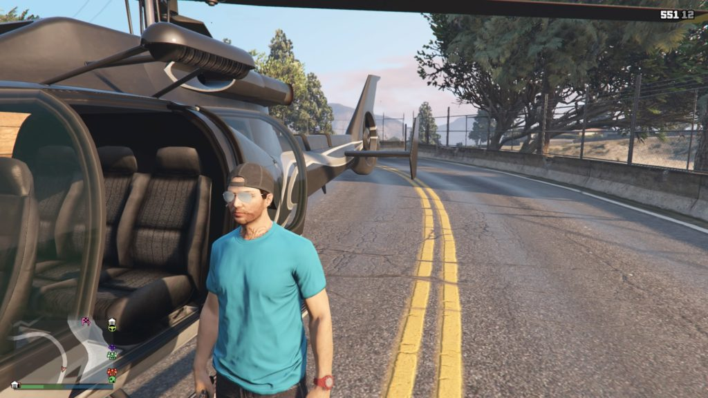 Grand Theft Auto V Actual Gameplay